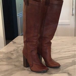 Dsquared tall women's boots